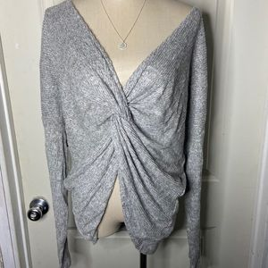 Candie's reversible sweater top